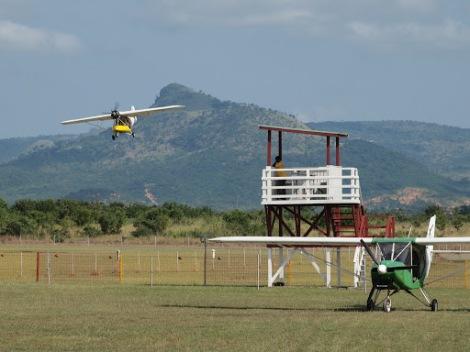 Kpong Airfield
