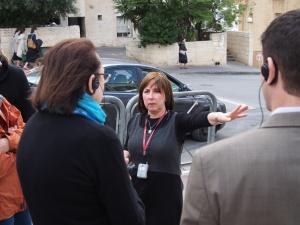 Chaviva brings us up to speed