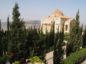 Beit Phalastine - al-Masri's mountaintop villa