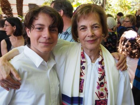 Jem and Mom