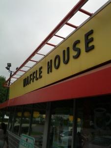 Waffle House - exterior