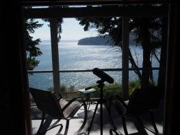 Camano Island vista