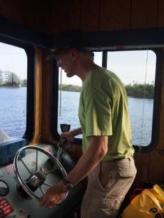 Pablo steering