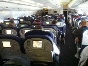 Back o' the plane
