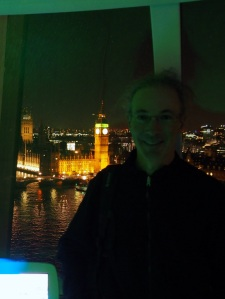 me in the london eye