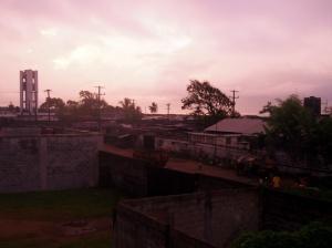 Monrovia morning