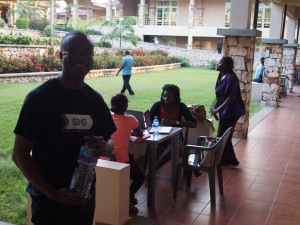 Kpetermeni - Ashesi's frst Liberian student