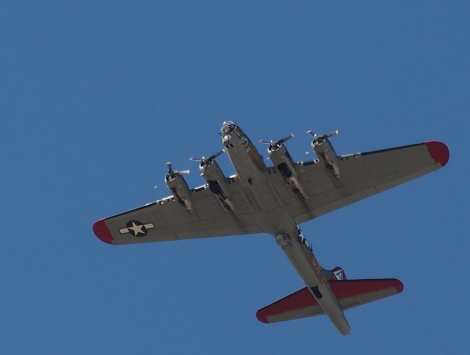 Collings Foundation B-17