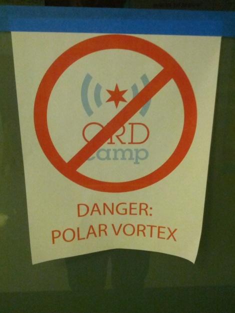 Danger: Polar Vortex