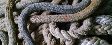 Rope locker