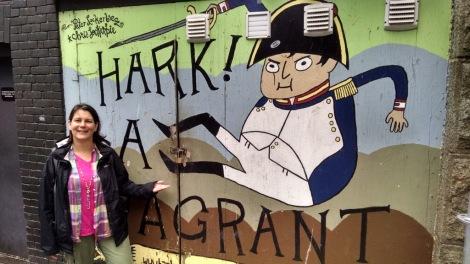Hark! A Kate Beaton mural!