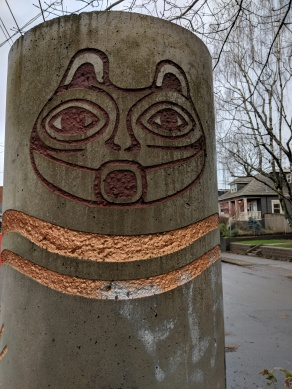 Totems everywhere